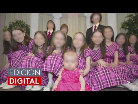 """""""Nunca sospechamos, ni oímos gritos"""": Vecina de la pareja en California que encadenó a sus 13 hijos"""