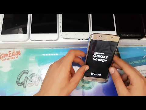 Samsung Galaxy S6 Edge Bypass Samsung Account Android 6.0.1