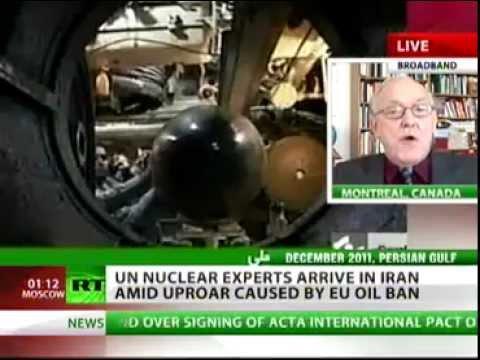 "Chossudovsky: ""War on Iran would mean World War III"""