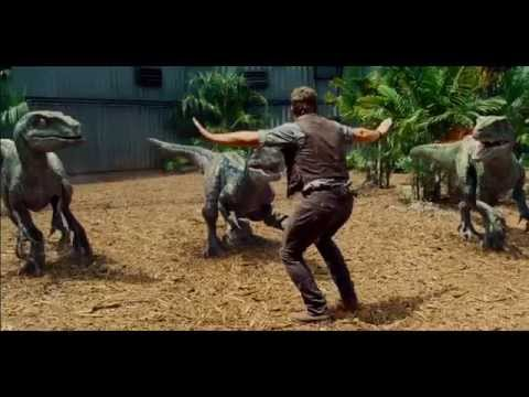 Jurassic World - Monster