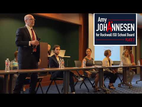 Rockwall GOP Candidate Forum