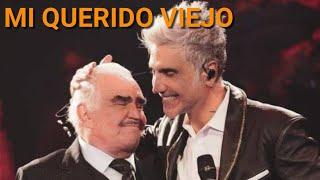 Alejandro Fernandez - Mi Querido Viejo cмотреть видео онлайн бесплатно в высоком качестве - HDVIDEO