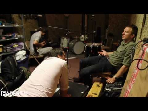 Band Practice With Walkmen