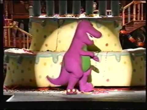Barney Big Surprise Part 8