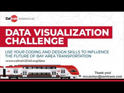 Caltrain Data Visualization Challenge – Q&A