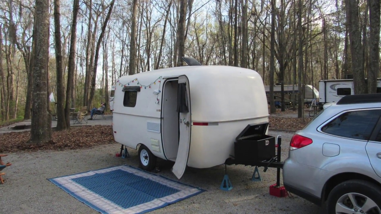 2010 scamp 16 ft travel trailer