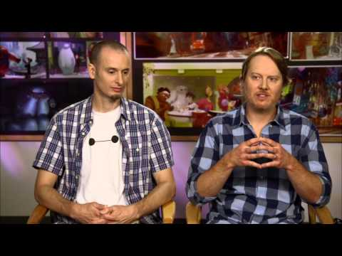 Big Hero 6: Director Don Hall & Chris Williams Behind the Scenes Movie Interview fragman