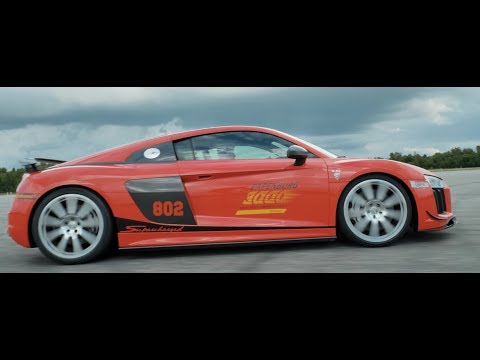 MTM - Audi R8 mit V10-Kompressor beim High Performance Event | Continental