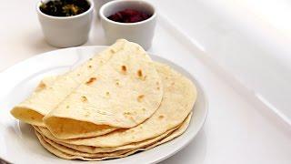 Recette de tortillas maison