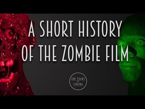 A Short History of the Zombie Film