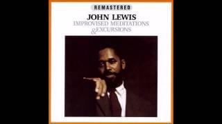 JOHN LEWIS   -   I Remember Clifford