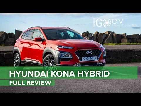 All New Hyundai Kona Hybrid | Full Review