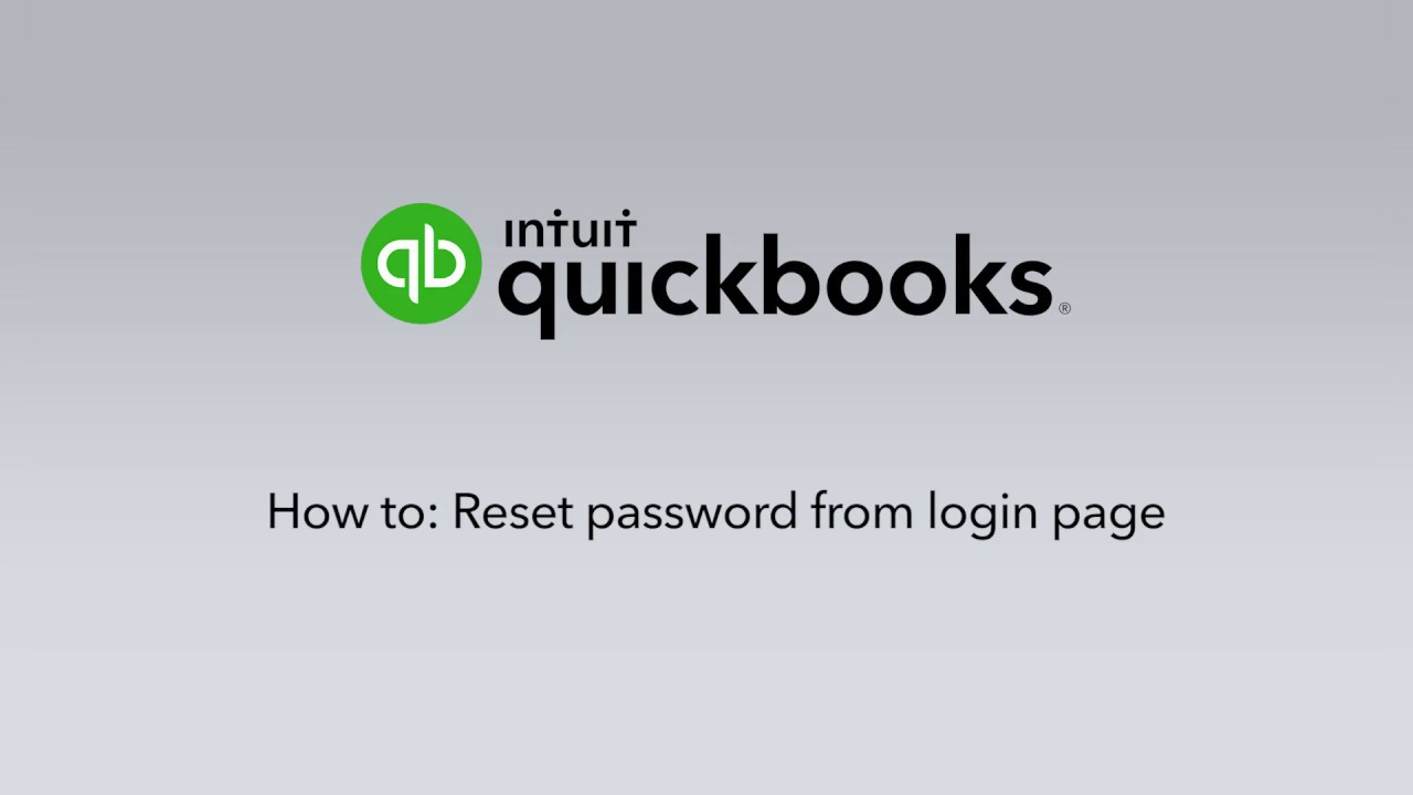 Forgot password or user ID  How do I reset? [Video