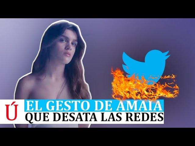 El feo de Amaia Romero con Operación Triunfo y Eurovisión del que 'todo' el mundo habla
