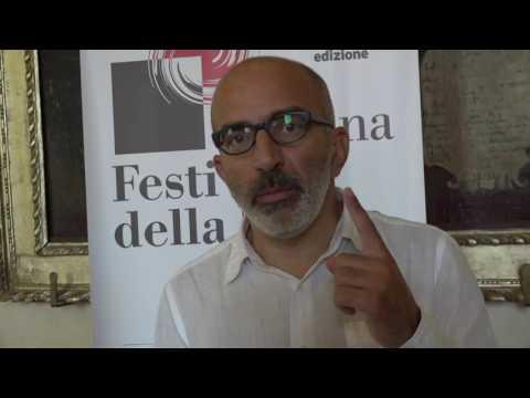 Festival della Mente 2016 - Intervista a Riccardo Staglianò