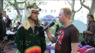 Joe Goes To OCCUPY LA