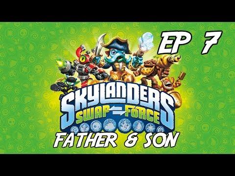 Skylanders Swap Force: Ep7 - Epic Boss Fight