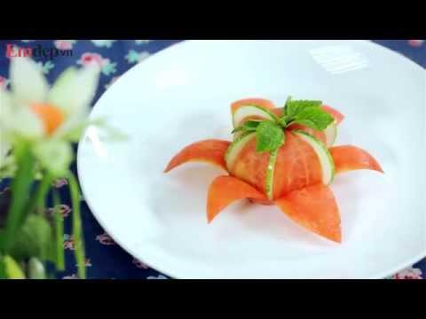 Hướng dẫn tỉa hoa quả: Hoa cà chua