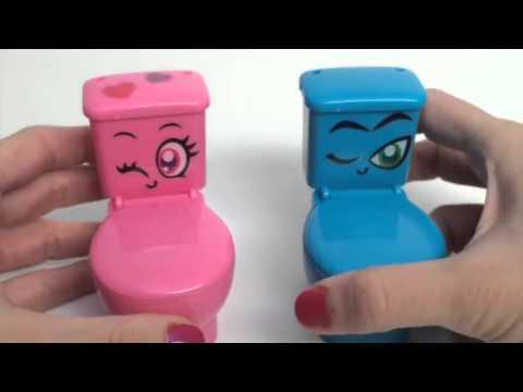 Moko Moko Mokolet Toilet Candy WC Cola Candy Toilet
