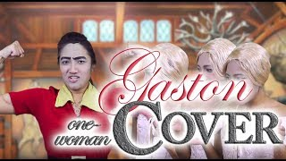 """""""Gaston"""" One-Woman Disney Cover Song (Le Fou Impression) - Beauty and the Beast 