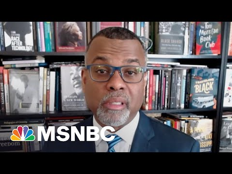 We Have To 'Break The Back Of The Traditional American Racial Theater' | Stephanie Ruhle | MSNBC