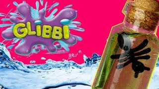 Slime • Glibbi Knisti • Hydrożel • zabawy w wodzie