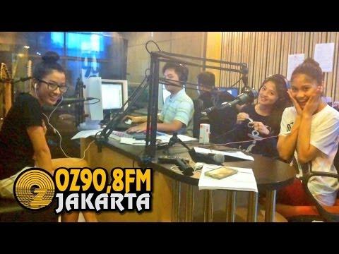 JKT48 Podcast @ OZ Radio Jakarta 90.8 FM [14.02.21]