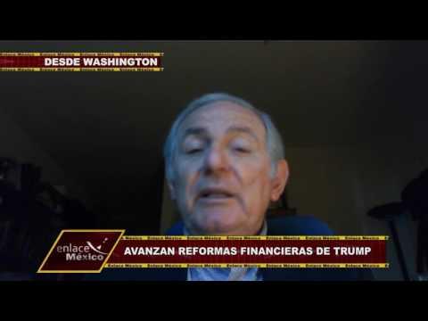 AVANZAS REFORMAS FINANCIERAS DE TRUMP