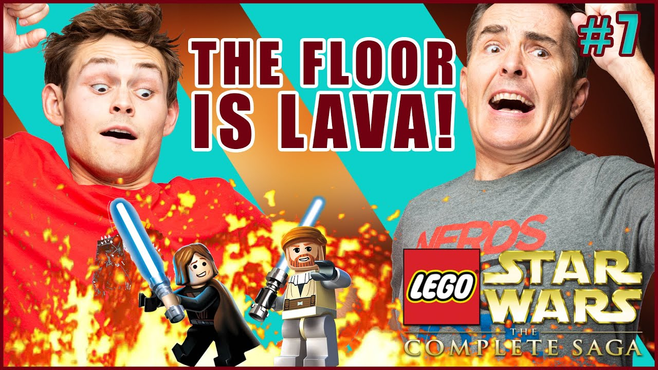 The Worst Teamwork Ever | LEGO Star Wars - Part 7 | Father Knows Best?