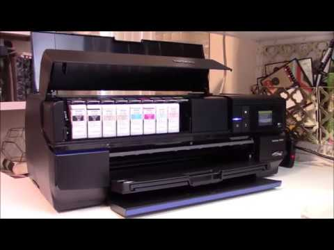Epson Surecolor P600 Prohd Continuous Ink System From
