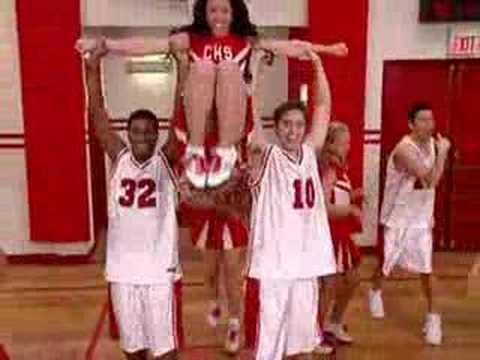 Mad TV - High School Musical Parody.