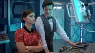 Behind the Scenes of Journey to the Centre of the TARDIS - Doctor Who Series 7 Part 2 2013 - BBC One