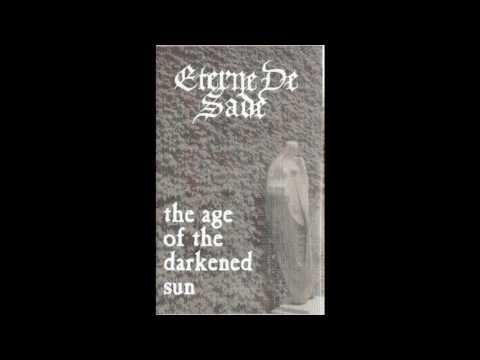 Eterne de Sade USA  The Age of the Darkened Sun 1998 Full Demo