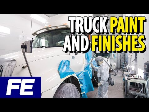 Let's talk truck paint and finish