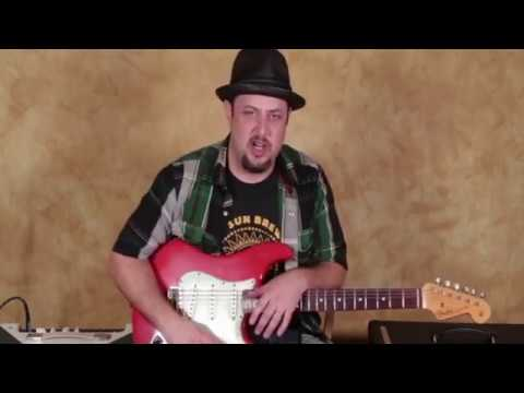 Marty Schwartz Teaches You 5 Blues Guitar Chords You Must Know