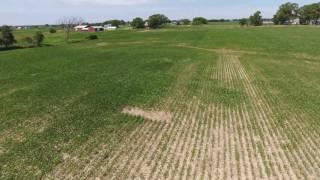 Flying Around Farm Land with the DJI Phantom 4 Drone