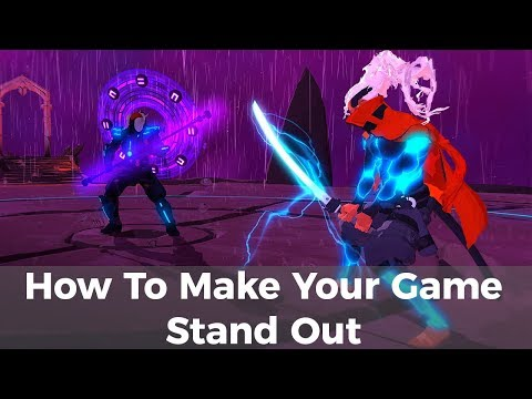How To Make Your Indie Game Stand Out - Resource Drop #4 [Indie Game Development Advice]