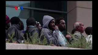 Israel Trying to Push Out African Migrants? (VOA On Assignment Sept. 19, 2014)