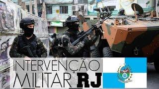 Baixar (URGENTE) INTERVENÇÃO MILITAR NO RJ / EXÉRCITO BRASILEIRO NA RUA - Watch Lopes