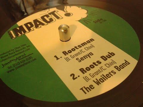 Senya & The Wailers Band - Rootsman & Roots Dub ''Extended Version''