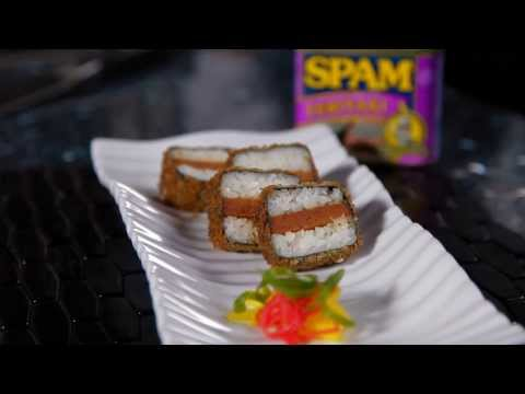 You CAN Musubi: Teriyaki Spam
