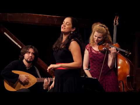 """Tres Hermanikas (The Three Sisters) from """"Mediterranean Roots"""" - Amanda Powell, Apollo's Fire"""