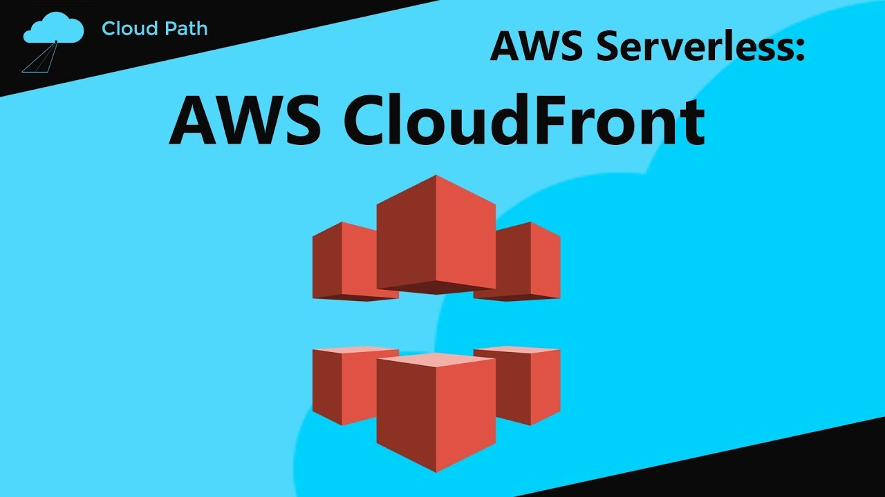 AWS CloudFront tutorial | Create an AWS CloudFront Distribution | AWS Serverless