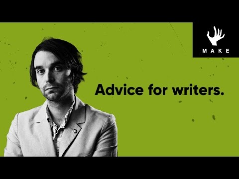 Alex Ross Perry  Advice for Writers