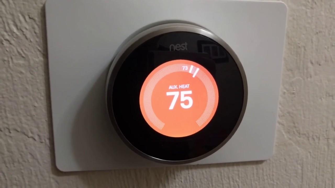 Diy Install Nest Thermostat