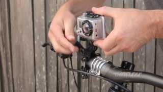 Suporte Gopro para bicicleta GRH30 Handlebar Bike Ride - Uso em Guido - Selim em Curitiba