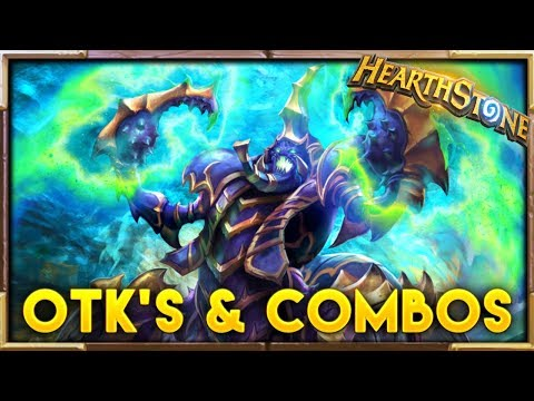 THE BEST OTK's and Combos ep.5   Hearthstone