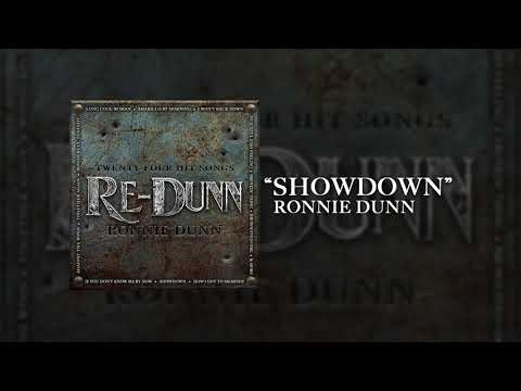 ronnie-dunn---showdown-(official-audio)