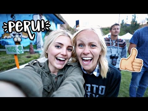 WHAT WE DID IN PERU! Our First Service Trip + Bungee Jumping!