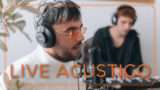 LIVE ACUSTICO | Dandi - Diciassette - Duez